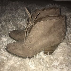 Dolce booties